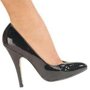 Escarpin Pump Noir